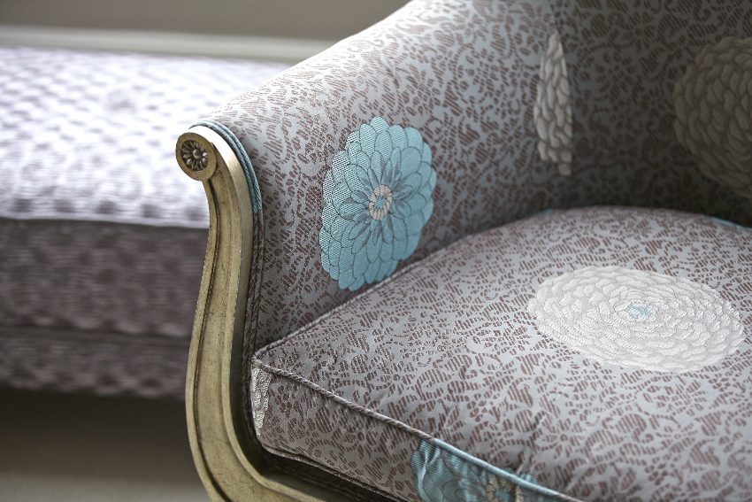 Silk chair